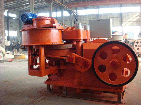 DF-200型八kongzhuan盘砖机